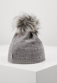 Maximo - TEENS - Mütze - grau meliert - 3