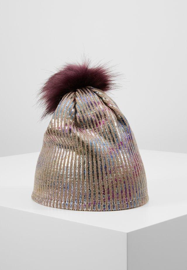 Bonnet - borke/multicolor