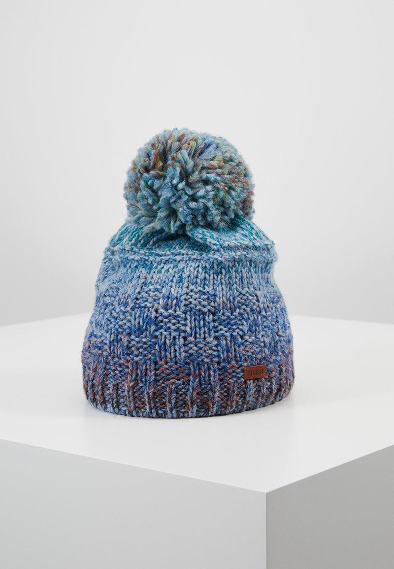 Maximo - KIDS BOY  - Bonnet - blau/bunt