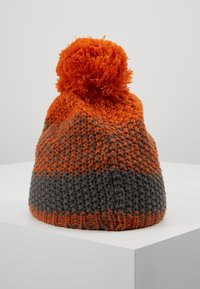 Maximo - KIDS - Beanie - rote erde/holzkohle - 3