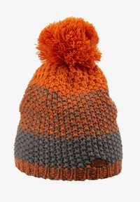 Maximo - KIDS - Beanie - rote erde/holzkohle - 1