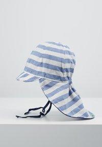 Maximo - KIDS BOY - Sombrero - blue/wollweiß - 4