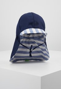Maximo - KIDS BOY - Sombrero - blue/wollweiß - 5