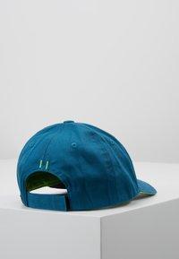 Maximo - KIDS BOY MONSTERTRUCK - Caps - jeans/frisches grün - 3