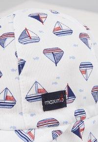 Maximo - MINI - Hat - cerulean/weiß - 2