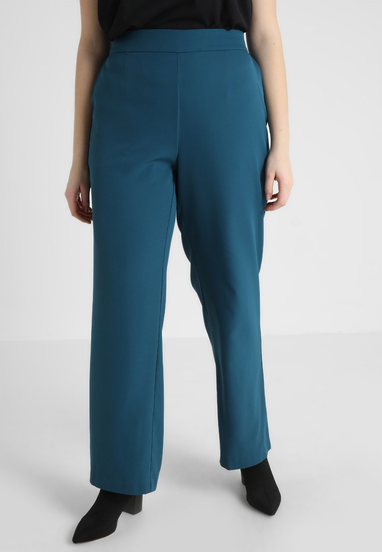 Anna Field Curvy - Pantaloni - legion blue
