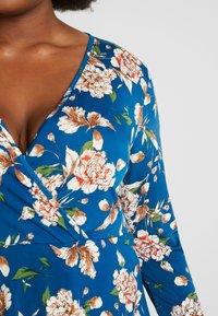 Anna Field Curvy - Vestido ligero - navy blazer - 5