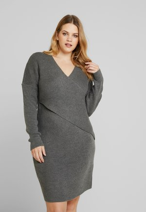 Shift dress - grey