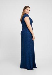 Anna Field Curvy - Maxi šaty - dark blue - 3