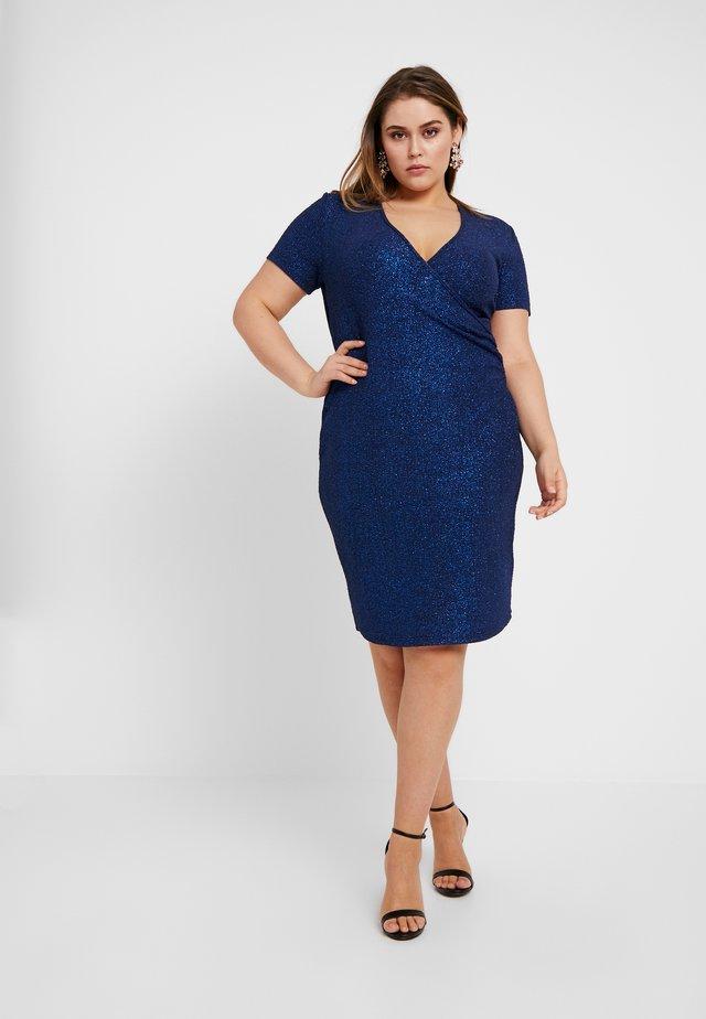 Sukienka etui - dark blue