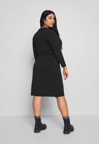 Anna Field Curvy - Jersey dress - black - 2