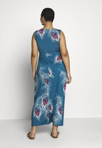 Anna Field Curvy - Maxi dress - turquoise - 3