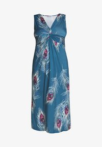 Anna Field Curvy - Maxi dress - turquoise - 4