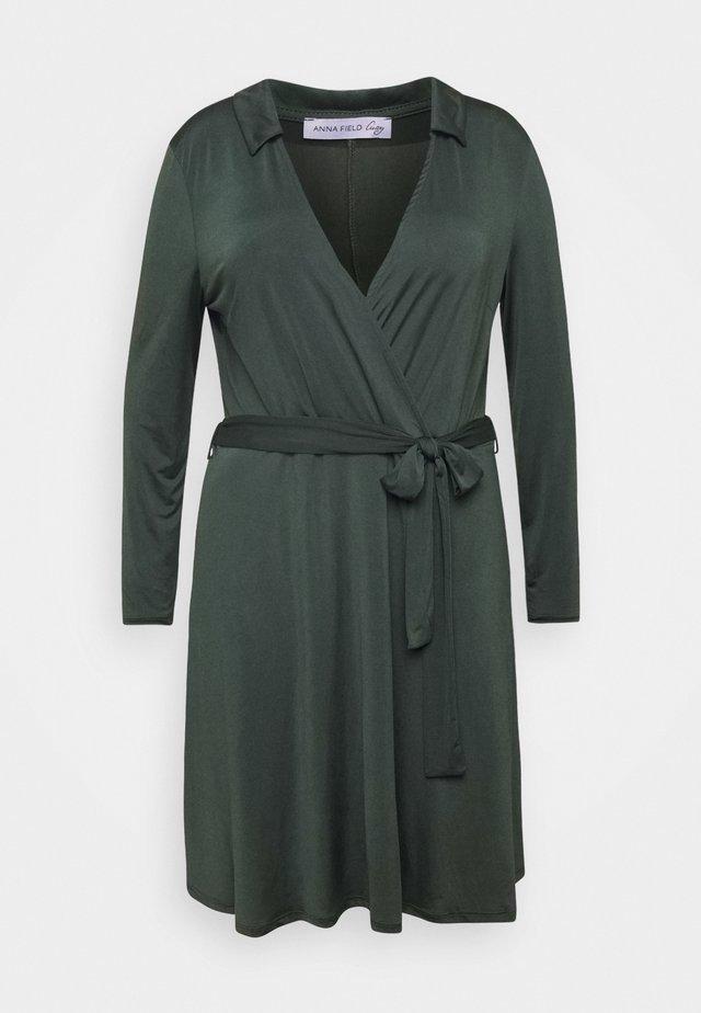 Jerseyjurk - dark green