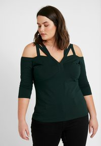 Anna Field Curvy - Long sleeved top - scarab - 0