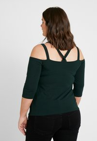 Anna Field Curvy - Long sleeved top - scarab - 2