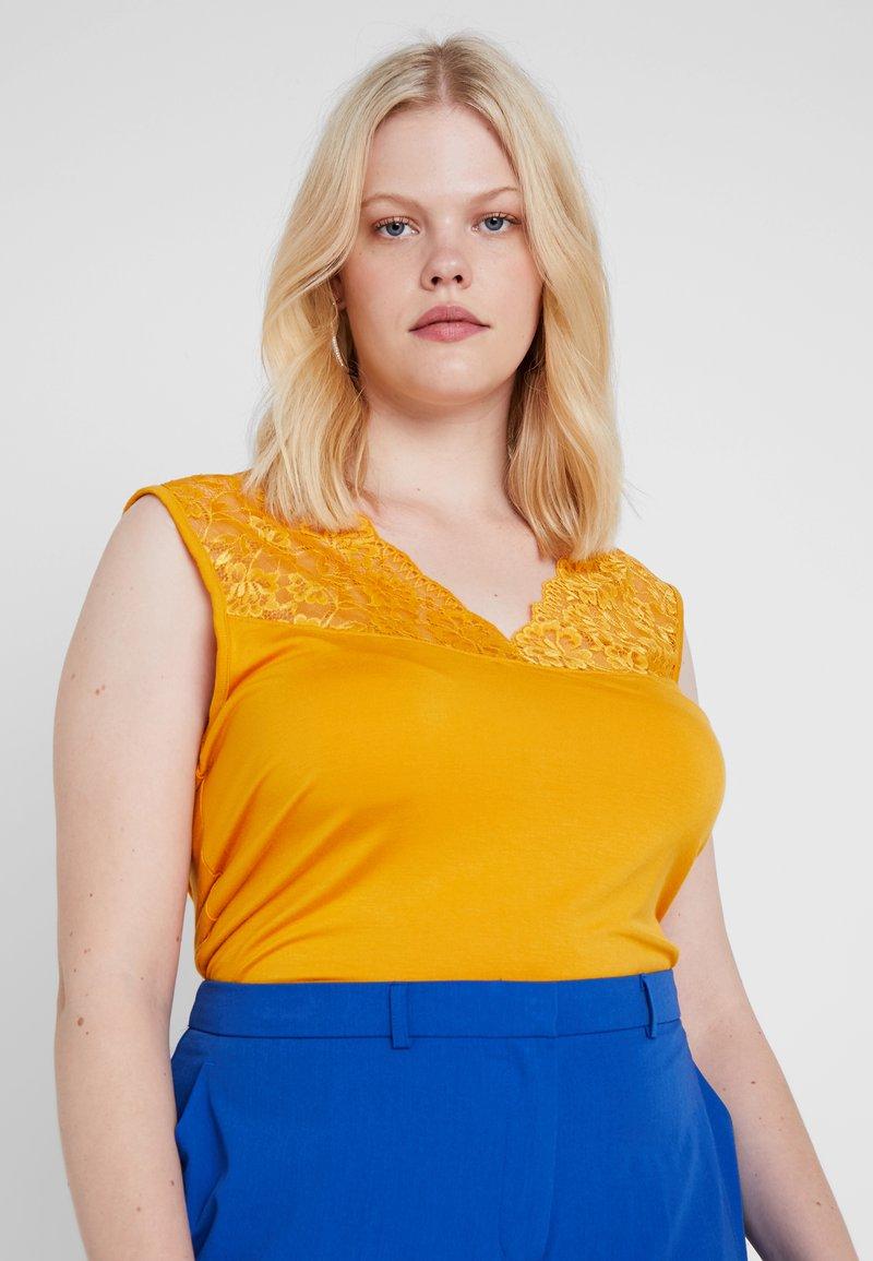 Anna Field Curvy - Top - sunflower
