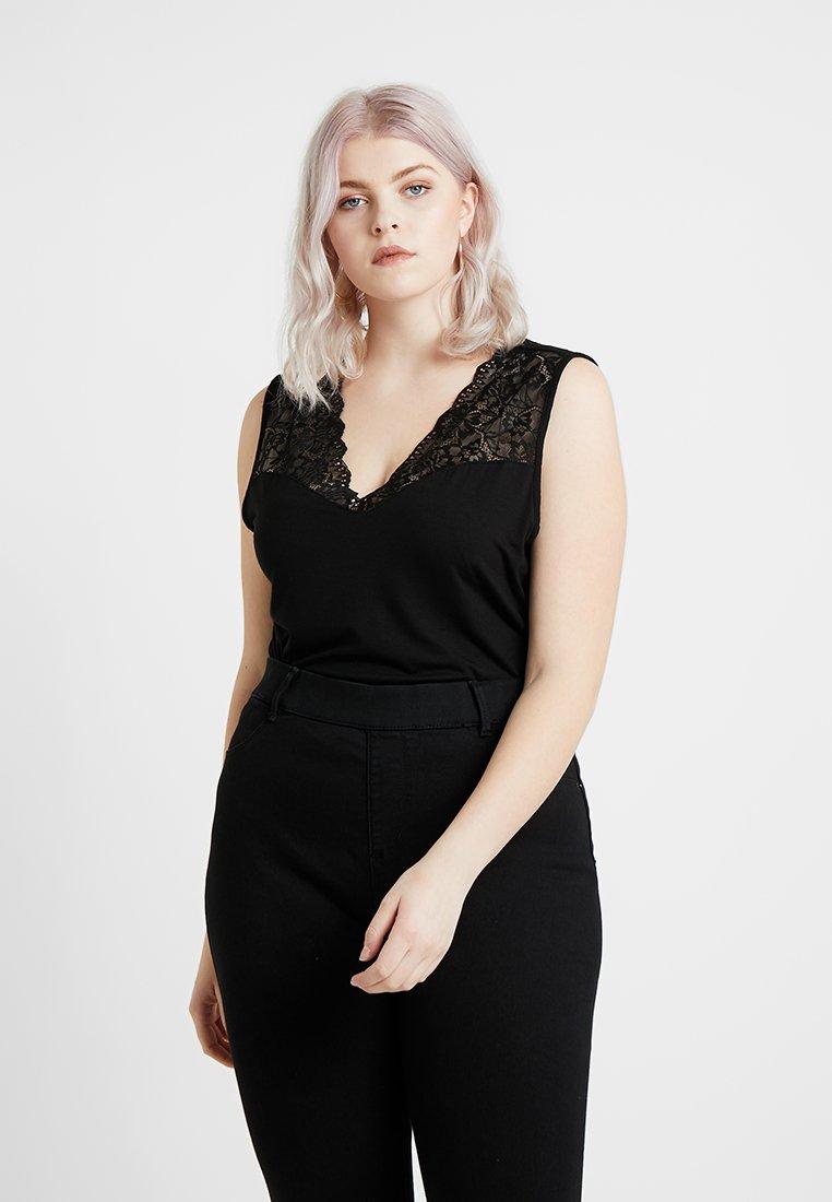 Anna Field Curvy - Top - black