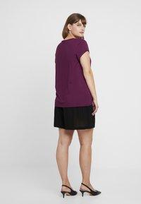 Anna Field Curvy - T-shirts print - purple potion - 2