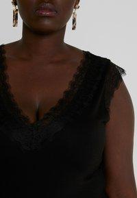 Anna Field Curvy - Toppi - black - 5