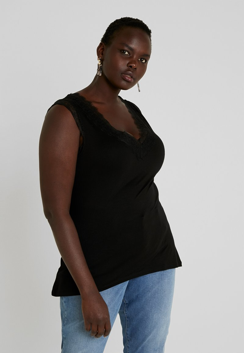 Anna Field Curvy - Toppi - black