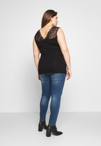 Anna Field Curvy - Topper - black - 2