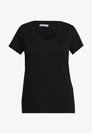 T-shirts basic - black