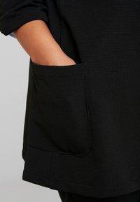 Anna Field Curvy - Cappotto corto - black - 5