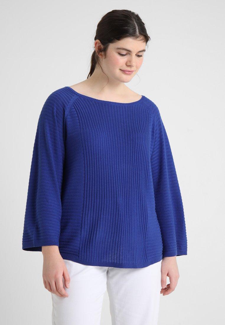 Anna Field Curvy - Pullover - royal blue