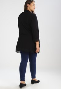 Anna Field Curvy - Cardigan - black - 2