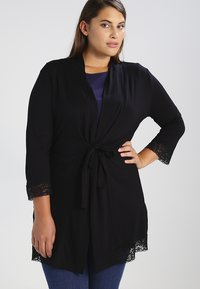 Anna Field Curvy - Cardigan - black - 0