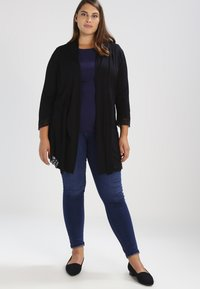 Anna Field Curvy - Cardigan - black - 1