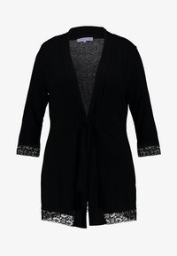 Anna Field Curvy - Cardigan - black - 6