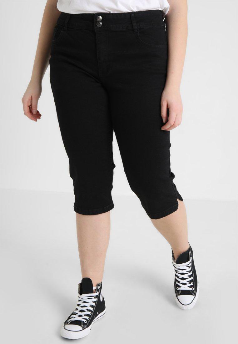 Anna Field Curvy - Jeans Slim Fit - black