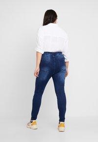 Anna Field Curvy - Jeans Skinny Fit - dark blue - 2