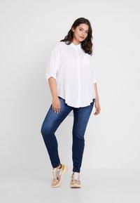Anna Field Curvy - Jeans Skinny Fit - dark blue - 1