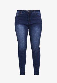 Anna Field Curvy - Jeans Skinny Fit - dark blue - 4