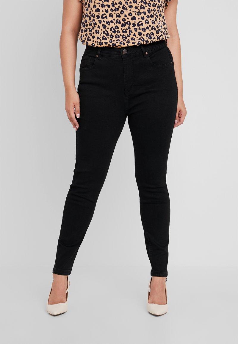 Anna Field Curvy - Jeans Skinny Fit - black
