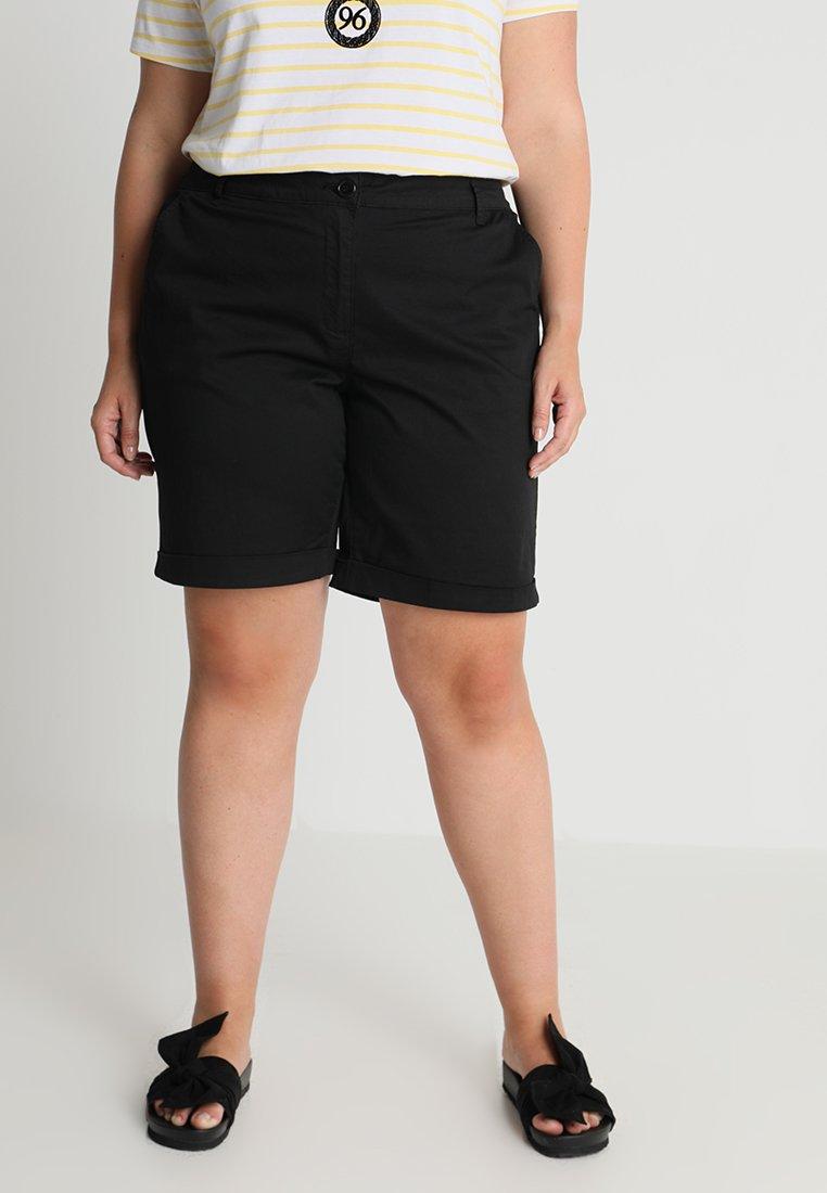 Anna Field Curvy - Shorts - black