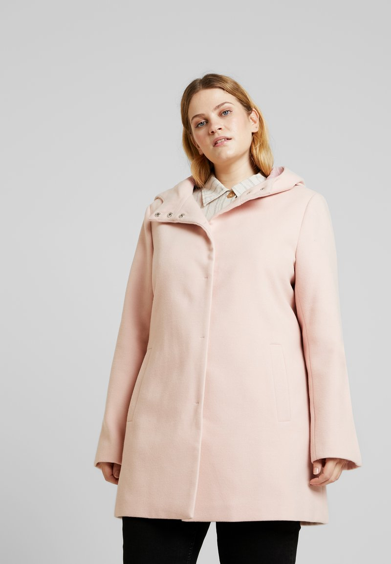 Anna Field Curvy - Short coat - rose