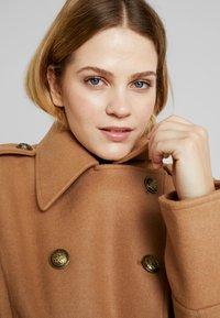 Anna Field Curvy - Short coat - camel - 4