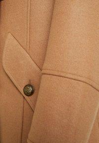 Anna Field Curvy - Short coat - camel - 6