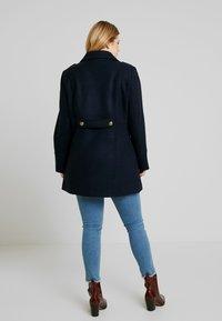 Anna Field Curvy - Abrigo corto - dark blue - 2
