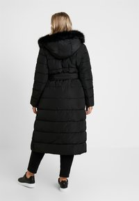 Anna Field Curvy - Winter coat - black - 2