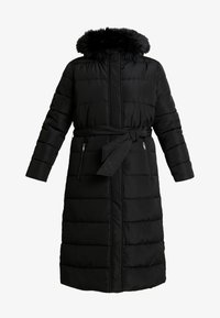 Anna Field Curvy - Winter coat - black - 4
