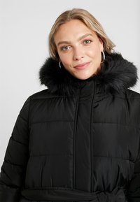 Anna Field Curvy - Winter coat - black - 3