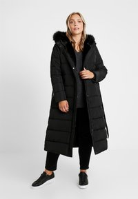 Anna Field Curvy - Winter coat - black - 0