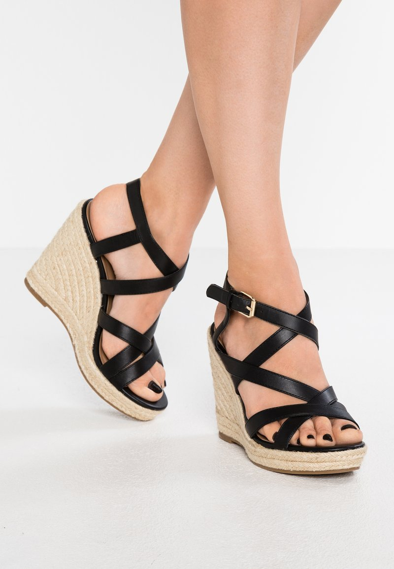Call it Spring - NADOVIA - High heeled sandals - black