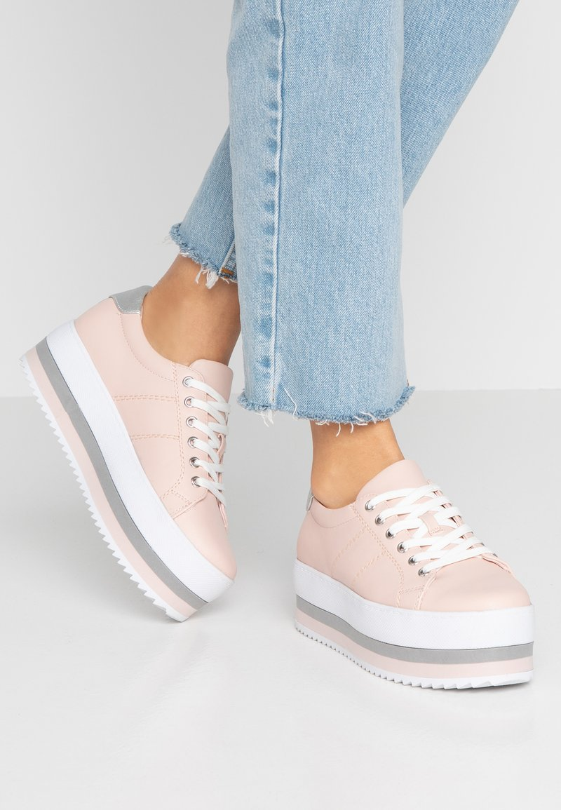 Call it Spring - AILACLYA VEGAN - Joggesko - light pink