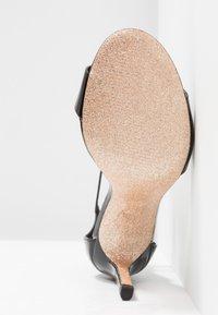 Call it Spring - DELLMAR VEGAN - Sandály na vysokém podpatku - black - 6